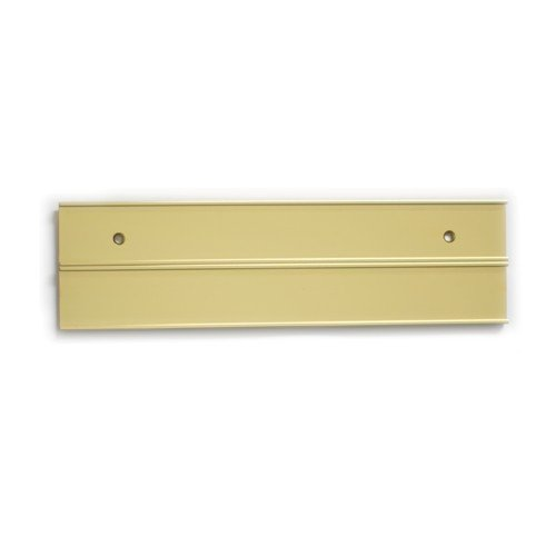 Double Office Nameplate Holders For Doors Or Walls