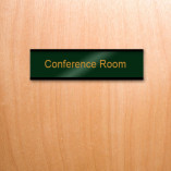 Nameplate-Wooden-Door-Green-Brass