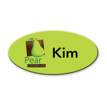 Magnetic-Oval-Name-Tag