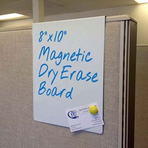Cubicle Whiteboards With Magnetic Surfae