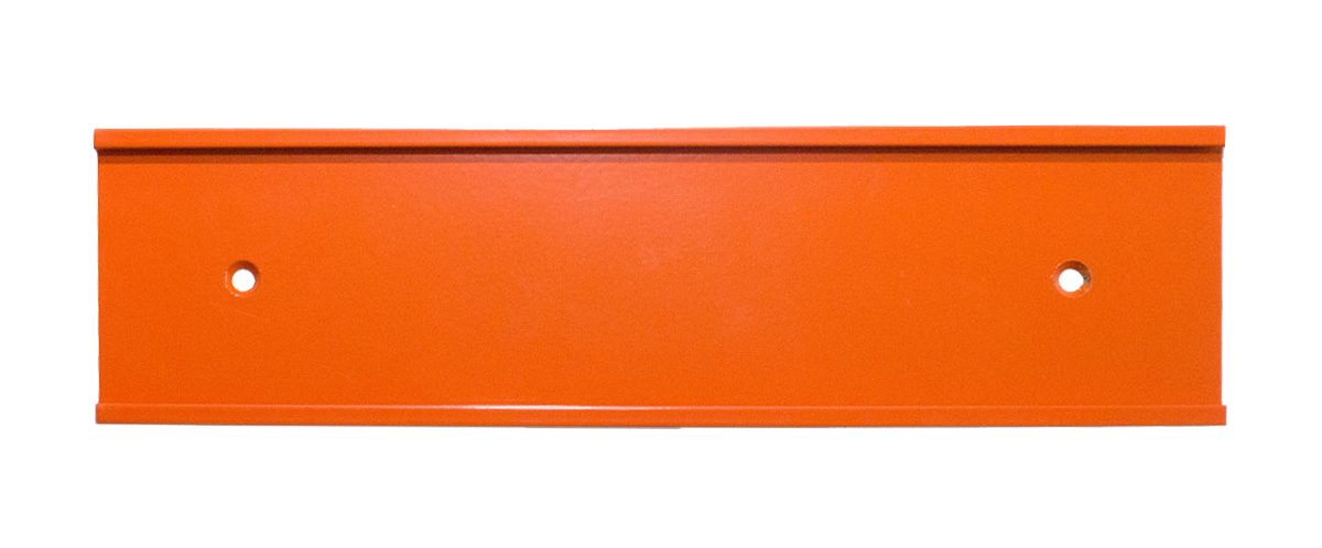 Color Office Nameplate Holders For Doors Or Walls 8 Quot Or 10 Quot X2 Quot