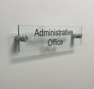 Acrylic Office Signs