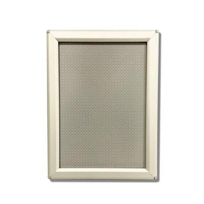 silver snap frame